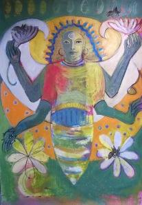 Bee Tara, by Donna Drozda