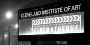 Cinematheque sign